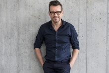 ALMA Laureate Bart Moeyaert visits Sweden