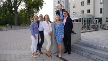 The Löfberg family is Business Leader of the Year in Karlstad