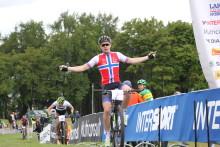 Seier til Bøe Jacobsen og Siggerud i NC 9 sprint Festningsrittet.