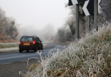RAC warns motorists not to get left out in the cold as weather turns wintry