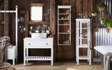 IKEA lancerer nytænkte klassikere til HEMNES badeværelsesserien