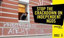 Ryssland - människorättsaktivist riskerar fängelse för sitt jobb