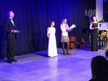 Elev vid Svenska Balettskolan mottog TSOs stipendium för unga talanger