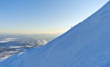 Tidig vinter & nya upplevelser i fjällvärlden