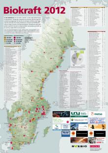 Biokraft i Sverige 2012