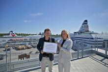 Tallink Silja förlänger samarbetet med Briggen Tre Kronor för arbetet med Hållbara Hav