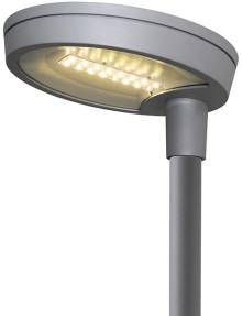 Mia Singel och Mia Multi är en ny utomhusserie i LED från Elektroskandia Belysning.