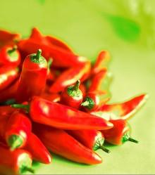 Chilikonsumtionen ökar markant i Sverige