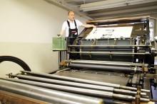 """Das Museum für Druckkunst Leipzig ist auf der weltgrößten Druckfachmesse """"drupa"""" in Düsseldorf vertreten"""