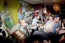 Göteborgskrogen Yaki-Da sprider sin barglans över den elektroniska musikfestivalen Into the Valley