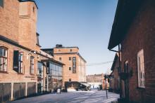 Animerad kortfilm i storformat på Nääs Fabriker