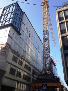Aktuella och planerade bygg- och anläggningsprojekt i Sverige just nu.