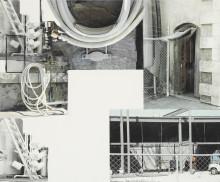 Fotografisk collage af Rauschenberg solgt for 1,16 mio. kr.