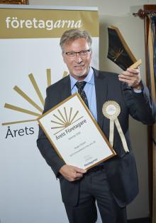 Årets Företagare i Blekinge 2018 går till Roger Olsson