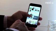 Med mobilen som rekryteringsverktyg räknar Next u med ett ordentligt lyft
