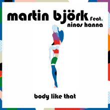 """Martin Björk följer upp succén med nya singeln """"Body Like That"""""""