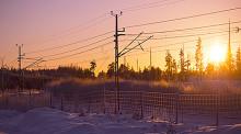 Stor satsning på väg och järnväg som kortar restider, ökar säkerheten och underlättar pendling i Jämtland och Västernorrland