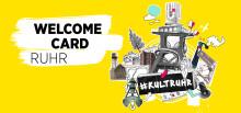 WelcomeCard Ruhr - Willkommen in der Metropole Ruhr!