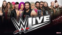 WWE LIVE TIL NORGE FOR FØRSTE GANG!