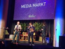 Media Markt utsedd till Retailer of the year 2015