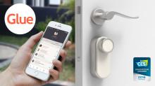 Innovativa låstjänsten Glue gör hemmen smartare