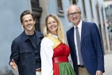Svenska toner i det blå – Konserthusets nationaldagskonsert