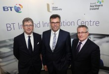 BT chooses Northern Ireland for £28.6 million innovation centre and creation of up to 50 new graduate jobs