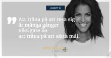 I veckans avsnitt av Med målet i sikte: Om målfokus och förmågan att hitta sitt inre mixerbord med Sofia Lilja