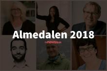 Almedalen 2018: Här är hela panelen inför söndagens samtal om gigekonomi, influencers och journalistik