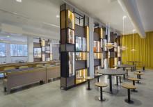 Funkisfika för hela familjen i Tekniska museets nya matsäcksrum