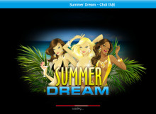 Cách chơi Slot game Summer Dream tại sòng casino HappyLuke