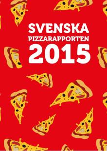 Svenska Pizzarapporten 2015