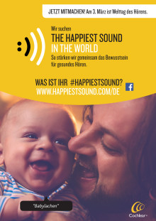 #HappiestSound Poster