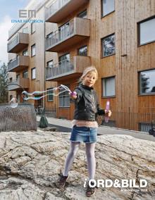 """Einar Mattssons årsberättelse 2018 """"I ord och bild"""""""