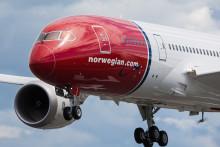 Norwegians første flygning til Fort Lauderdale har tatt av