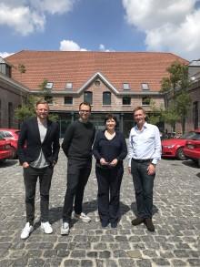 Ulobby lukker ny funding-runde med ny Bruxelles-baseret investor