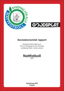 Socioekonomisk rapport för Nattfotbollen