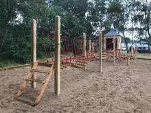 Utbyggbara lekplatser
