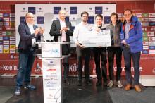 Zurich holt Hacker nach Köln:  Geballte Kreativität beim ersten InsurHack