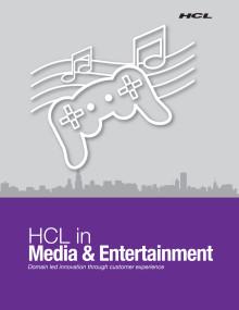 HCL Services for medie- og underholdningsbranchen