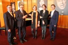 """Jubiläum 2018 mit vielen Höhepunkten : """"325 Jahre Oper in Leipzig"""""""