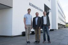 Bærum kommune signerte rammeavtale med Norconsult