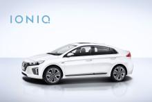 Hyundai IONIQ bryter mot hybridstereotyper