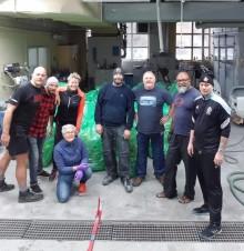 Pingvin Rugby Club från Skåne vann Pantameras miljötävling Föreningskampen