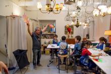 Barnens Skulpturpark på Rosengård - ansökan beviljad av Arvsfonden!