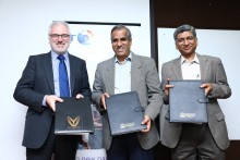 BT and Indian Institute of Science kick off new phase of UK-India research collaboration