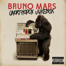 Bruno Mars etta på amerikanska albumlistan!