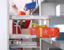 Weihnachten 4.0 - Wie Roboter in Zukunft den Weihnachtsmann unterstützen