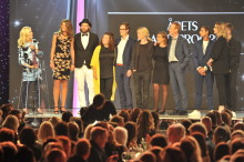 Dubbelvinst för UR i årets Kristallengala