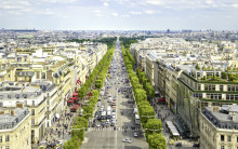 Topp tre sevärdheter i Paris